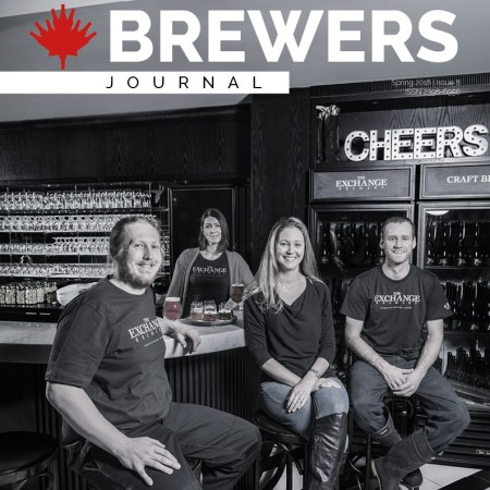 Brewers Journal Canada Spring 2018 Issue Now Available