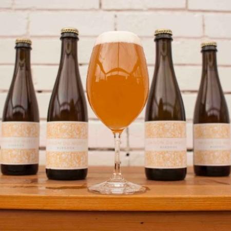 Burdock Brewery Releases Saison du Must II