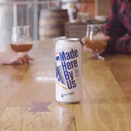 Craft Brewers Association of Nova Scotia Releases Made Here By Us Nova Scotian Ale