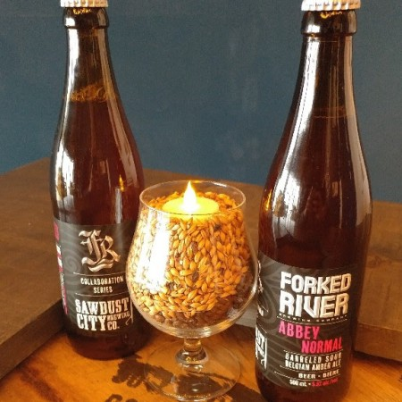 Forked River Brewing Brings Back Sawdust City Brewing Collaboration Abbey Normal