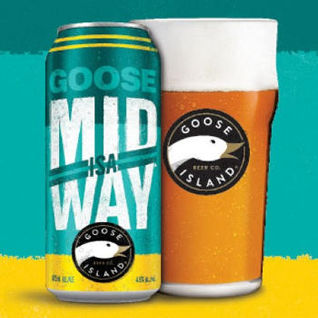 Goose Island Midway ISA Now Available in Canada