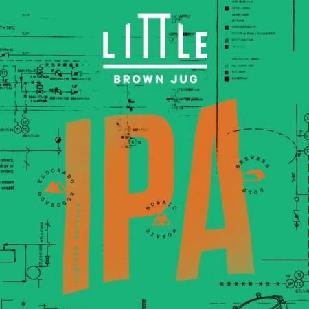 Little Brown Jug Brewing Belgian IPA Now Available