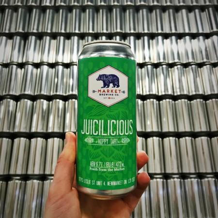 Market Brewing Brings Back Juicilicious Ale