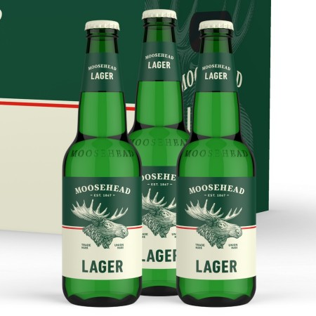 Moosehead Breweries Reveals Redesigned Packaging for Core Brands