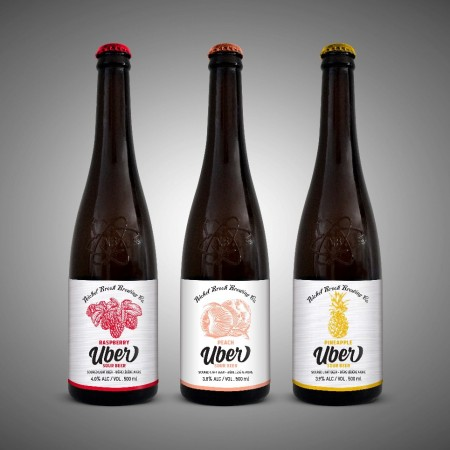 Nickel Brook Brewing Announces Wide Release for Trio of Uber Fruit Sours