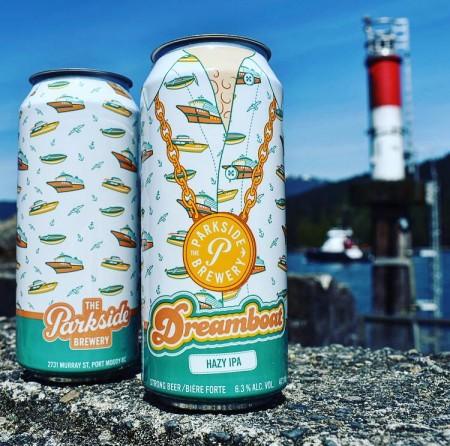 Parkside Brewery Bringing Back Dreamboat Hazy IPA