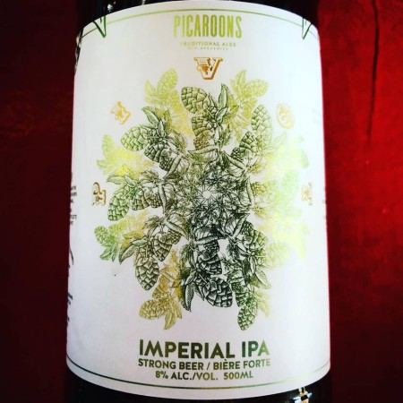Picaroons Traditional Ales Releases Pivot #14 Imperial IPA