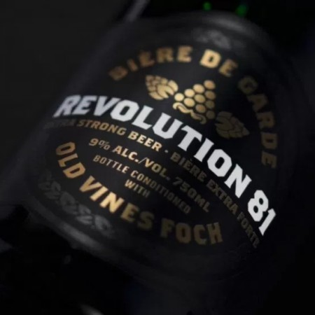 Radical Road Brewing and Malivoire Winery Releasing Revolution 81 Barrel-Aged Biere de Garde
