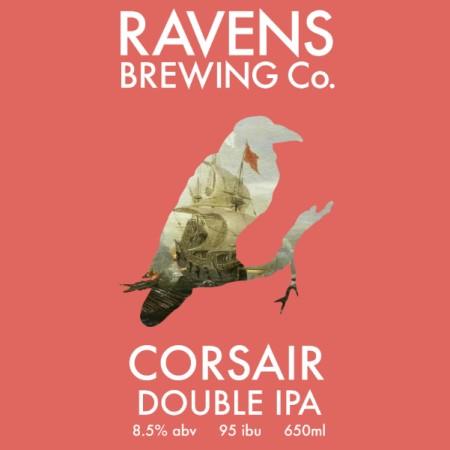 Ravens Brewing Releasing Corsair Double IPA