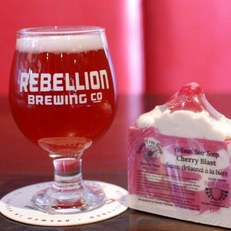 Rebellion Brewing Cherry Tart Now Available
