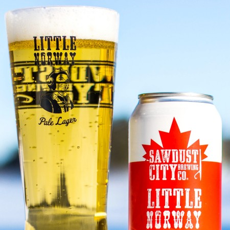 Sawdust City Brewing Little Norway Pale Lager Coming to LCBO