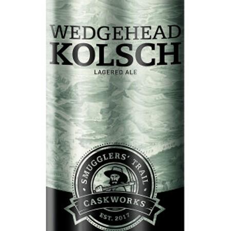 Smugglers' Trail Caskworks Releases Wedgehead Kolsch