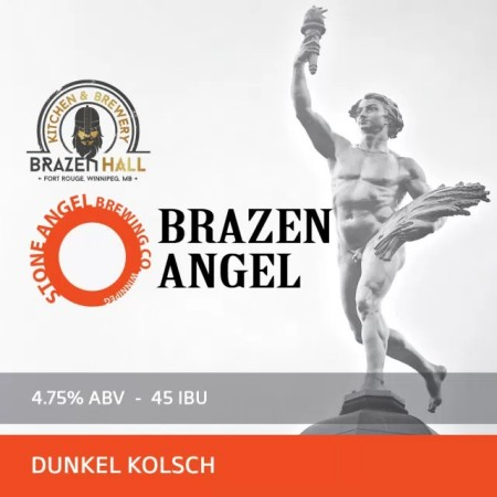 Stone Angel Brewing Releases Collaboration with Brazen Hall & St. Bernie Belgian Dubbel