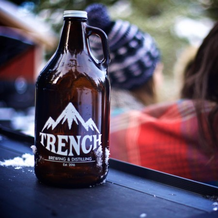 Trench Brewing Now Open in Prince George