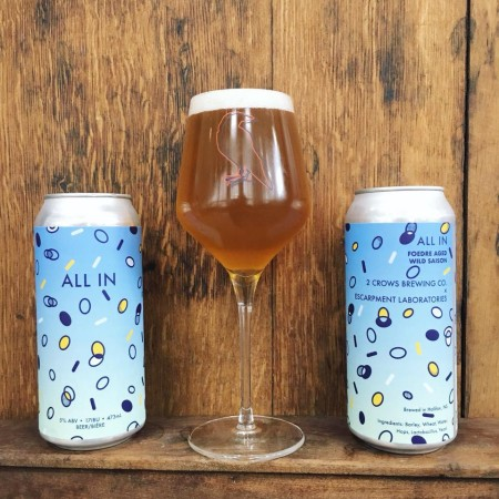 2 Crows Brewing Releasing Four Collaborations for Canadian Brewing Awards