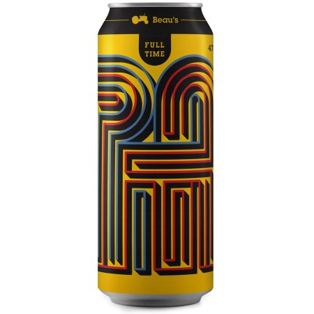 Beau's Full Time I.P.A. Now Available in Cans