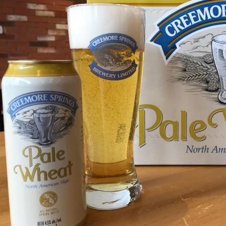 Creemore Springs Brewery Releases Pale Wheat Ale as Summer Seasonal