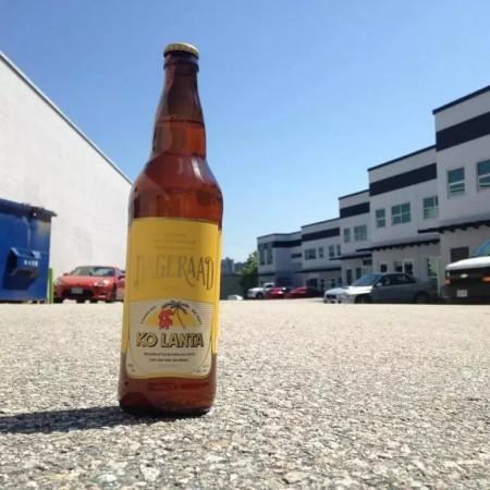 Dagaraad Brewing Releasing Ko Lanta Blonde for 4th Anniversary.