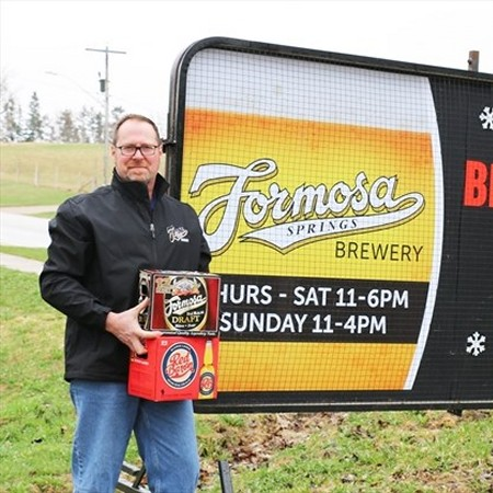 Formosa Springs Brewery Reopens Under New Ownership