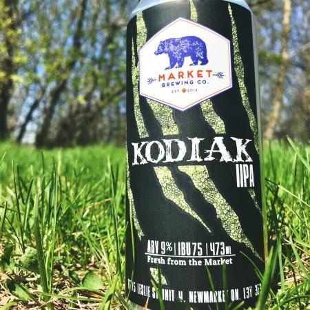 Market Brewing Launches Kodiak IIPA