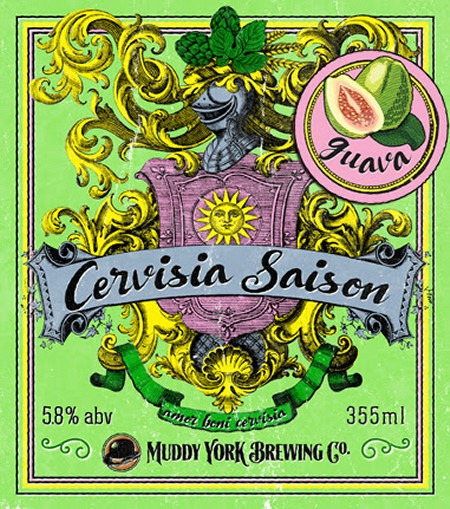 Muddy York Brewing Releases Cervisia Saison & Brings Back Storm Glass IPA for Cinco de Mayo