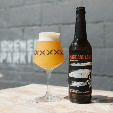 Rainhard Brewing Brings Back Rage And Love Sour Ale & Fruit-Infused Variant