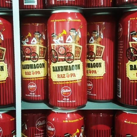 Shillow Beer Co. Releases Bandwagon Raspberry Pale Ale
