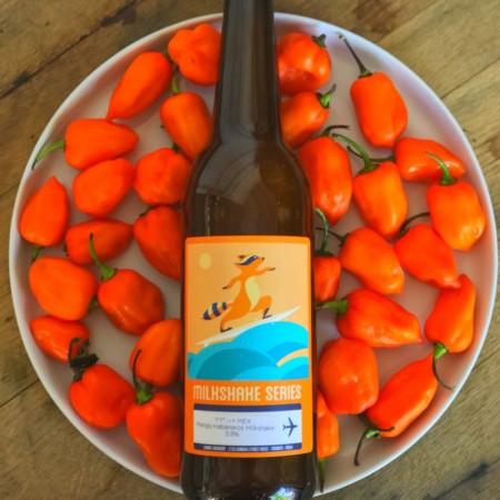 Bandit Brewery YY* Series Continues with YY*→MEX Mango Habanero Milkshake IPA