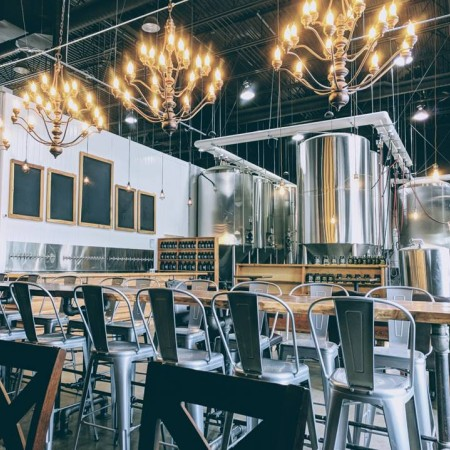 Dead Frog Brewery Opens New Brewery & Taproom