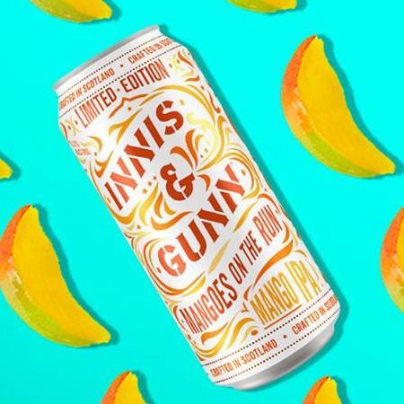 Innis & Gunn Releases Mangoes On The Run IPA