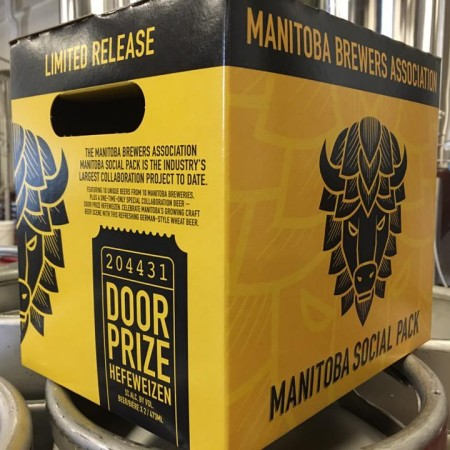 Manitoba Brewers Association Releases Manitoba Social Pack