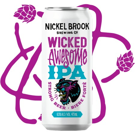 Nickel Brook Brewing Releases Wicked Awesome IPA