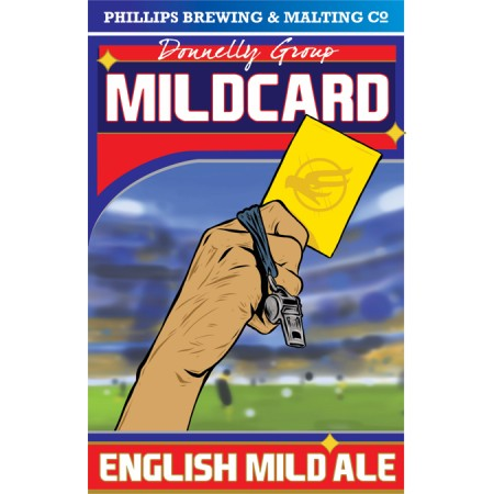 Phillips Brewing and The Donnelly Group Release World Cup Collaboration Mild Card Ale