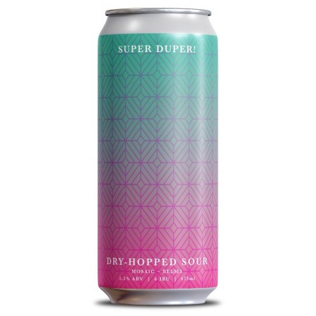 Powell Brewery Releasing Super Duper! Dry-Hopped Sour