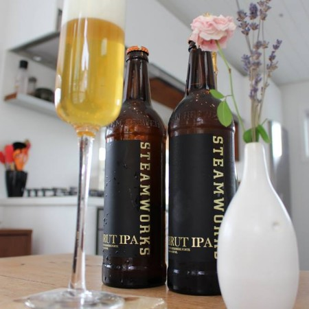 Steamworks Brewing Releases Brut IPA | Canadian Beer News