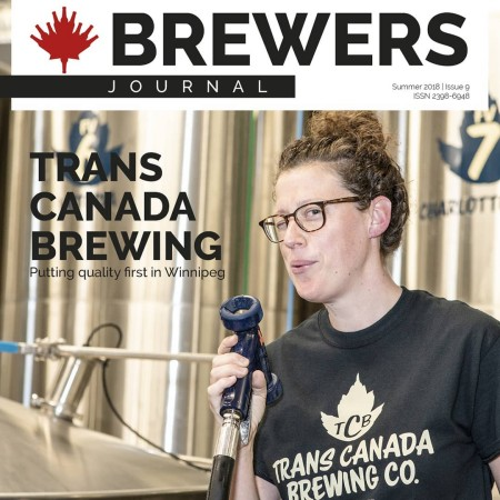 Brewers Journal Canada Summer 2018 Issue Now Available