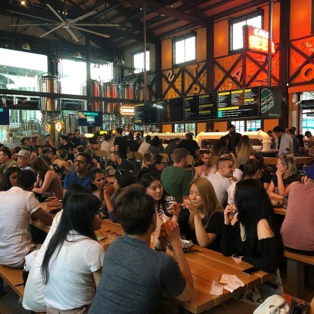 Brewhall by Tap & Barrel Now Open in Vancouver