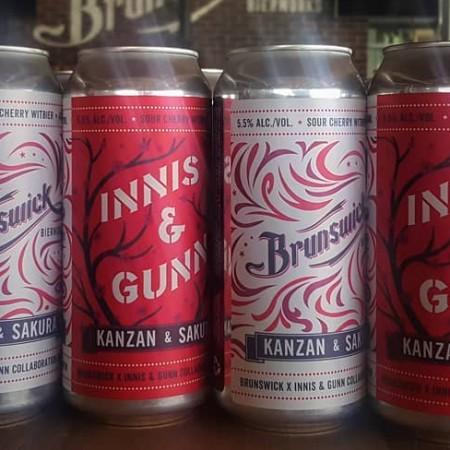 Brunswick Bierworks Releases Collaboration with Innis & Gunn