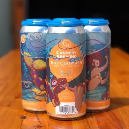 Cannery Brewing Bringing Back Hop Chowdah NEIPA
