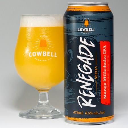 Cowbell Brewing Renegade Series Continues with Mango Milkshake IPA