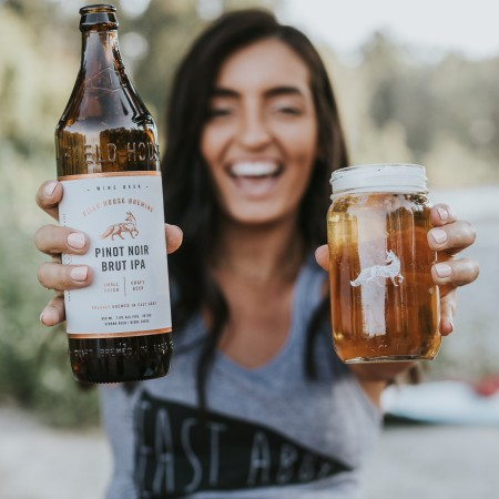 Field House Brewing Releases Pinot Noir Brut IPA