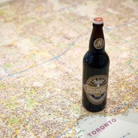 Henderson Brewing Releases Duchess and Caroline Imperial Porter