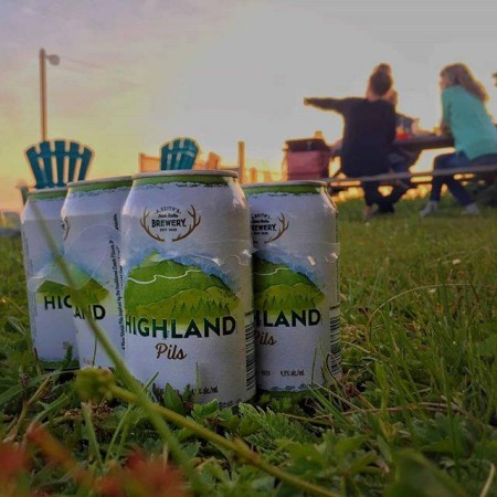 Alexander Keith's Brewery Highland Pils Now Available