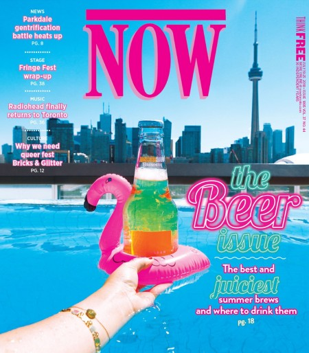 NOW Magazine Beer Issue 2018 Now Available
