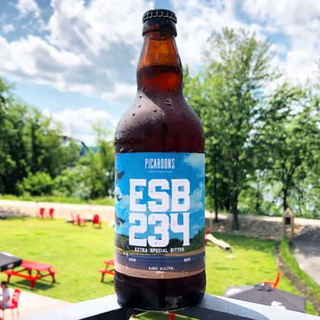 Picaroons Traditional Ales Releases ESB-234