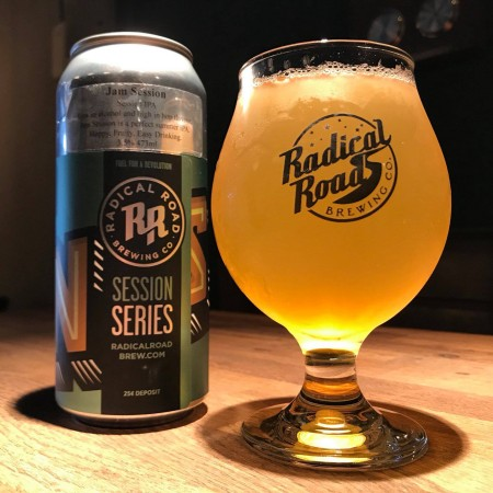 Radical Road Brewing Session Series Continues with Jam Session