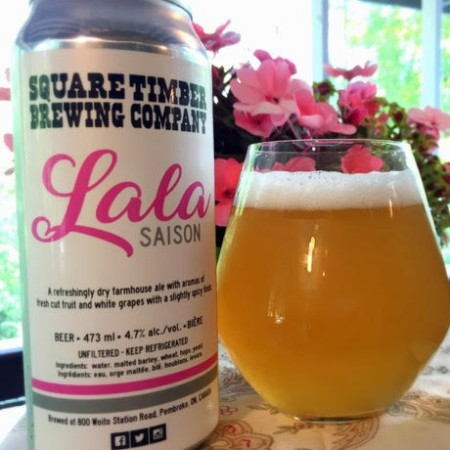 Square Timber Brewing Releases Lala Saison