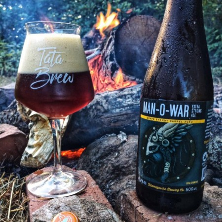 Tatamagouche Brewing Releases Man-O-War Extra Strong Ale