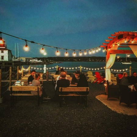 Uncle Leo's Brewery Launches Quayside Beer Garden in Pictou, NS