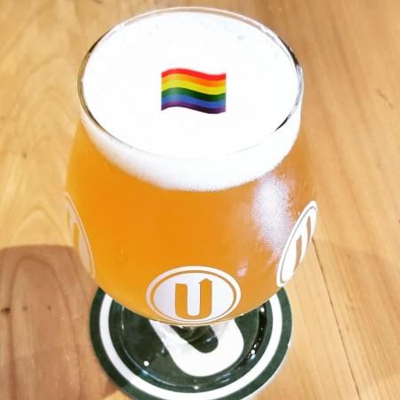 Upstreet Craft Brewing Brings Back Rainbrew Saison for Pride PEI
